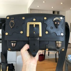 Valentino Limited Edition women's hand bag BLK